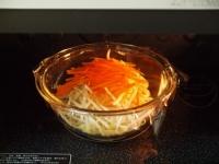 もやしと玉ねぎのレンジ蒸しt20
