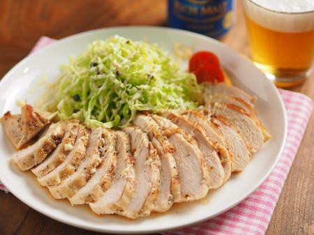 鶏むね肉のトースター焼きt23