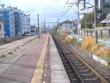 寺尾駅20151212