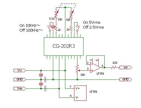 CG202回路図