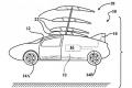「空飛ぶクルマ」特許