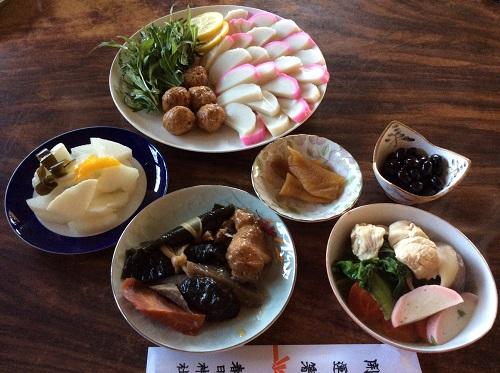 お節料理(2016・平成28年)