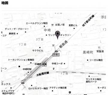 らこんて地図