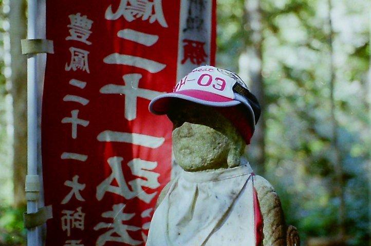 鳳来石像-'2016 正月
