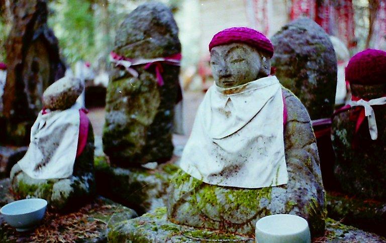 鳳来寺石像-3 '2016 正月