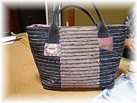 Sさんのバッグ