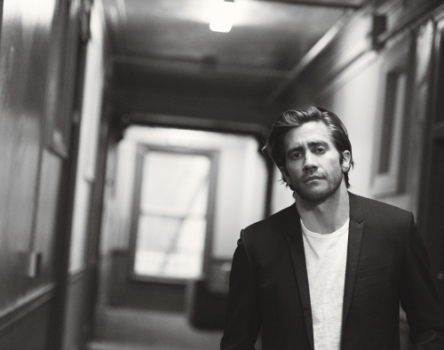 12 Jake Gyllenhaal in Southpaw and Everest