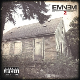 The Marshall Mathers LP 2 [Deluxe Edition]