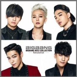 BIGBANG BEST COLLECTION -Korea Edition-