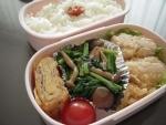 お弁当(塩こうじ入り卵焼き)