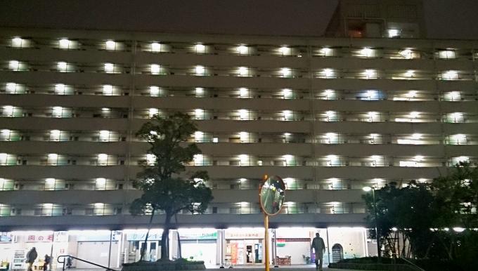 団地外平行棒_20160112