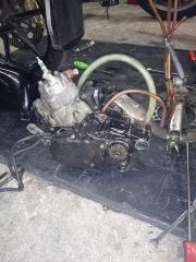 最初のエンジン