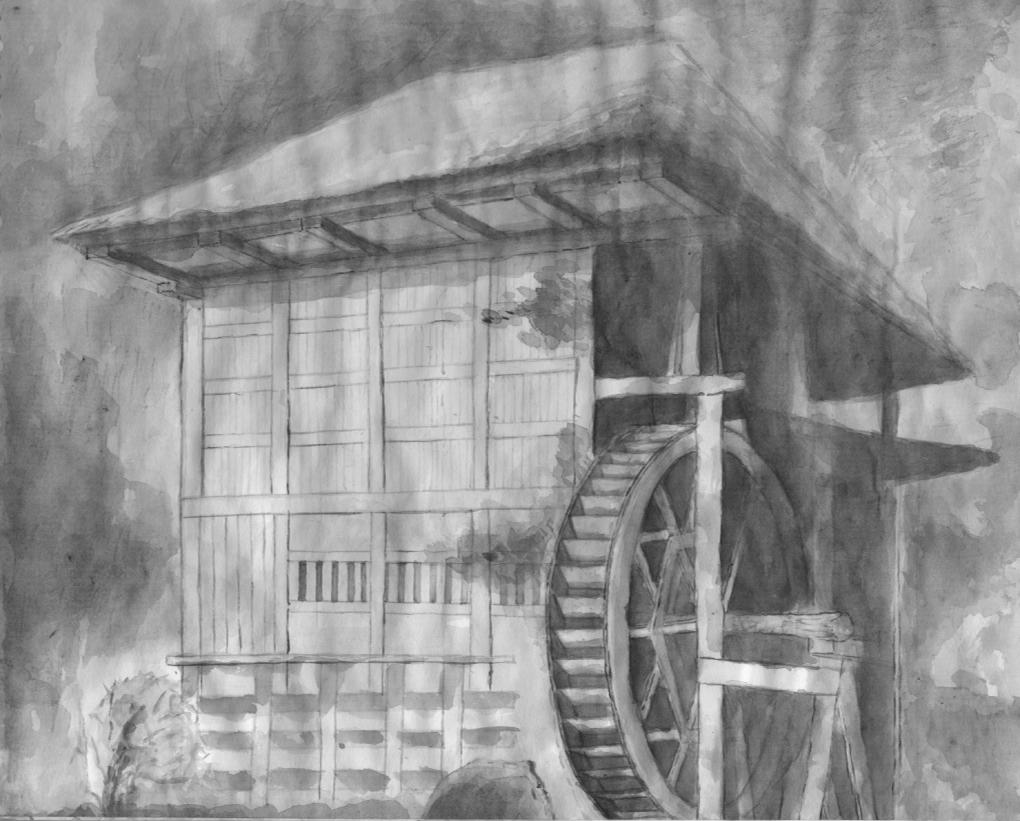 水車小屋 02