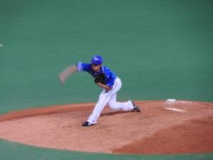 あの日以来の、札幌ですね。