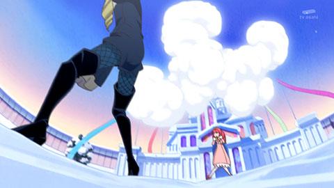 【Go!プリンセスプリキュア】第46回「美しい…!?さすらうシャットと雪の城!」