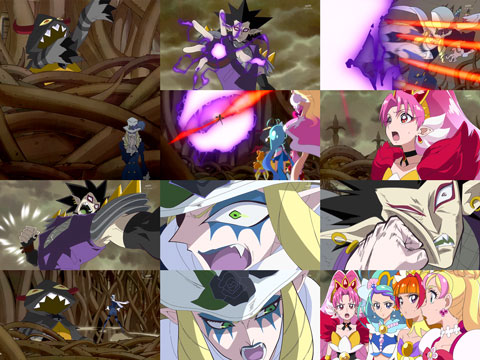 【Go!プリンセスプリキュア】第48回「迫る絶望…!絶体絶命のプリンセス!」