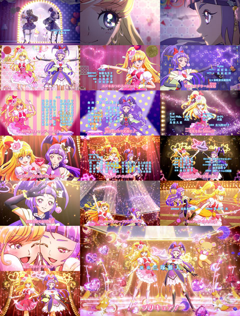 【魔法つかいプリキュア!】第01話「出会いはミラクルでマジカル!魔法のプリキュア誕生!」