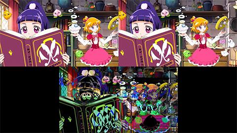 【魔法つかいプリキュア!】第03話「魔法商店街でショッピング!目覚めるルビーの力!」