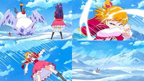 【魔法つかいプリキュア!】第05話「氷の島ですれ違い!?魔法がつなぐ友情!」