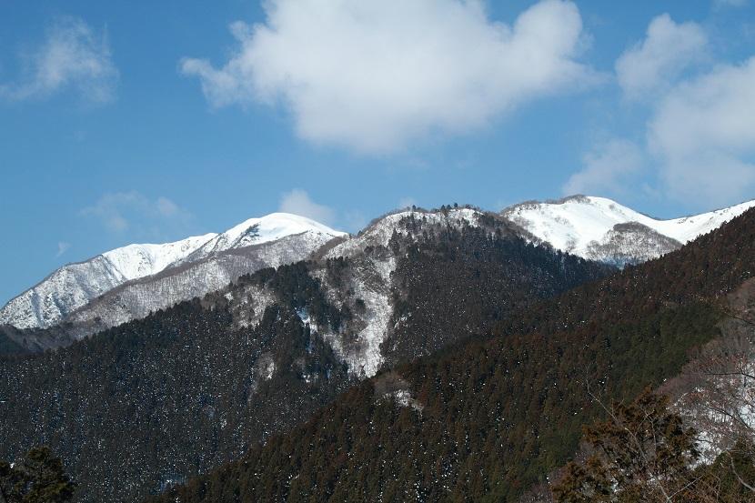 竜ヶ岳、3