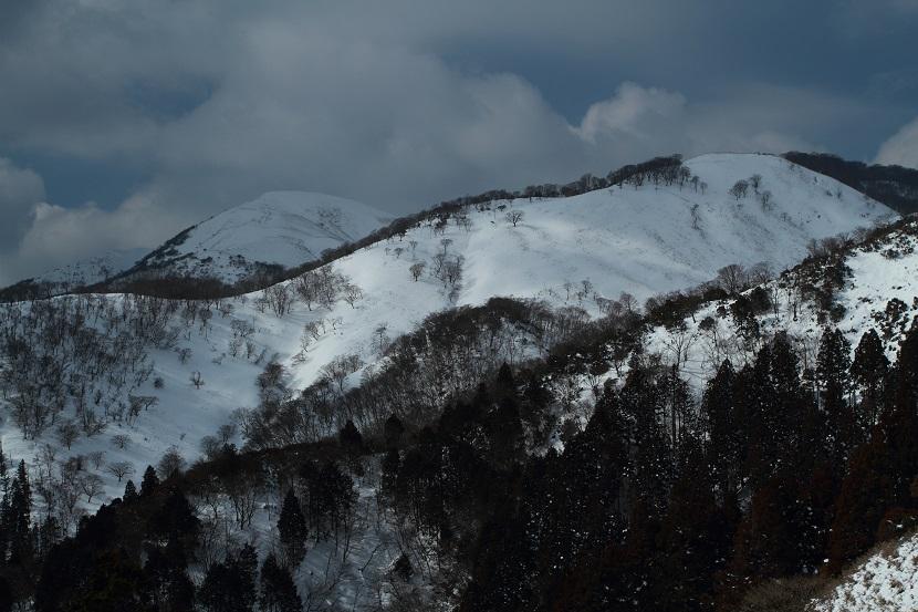 竜ヶ岳、9