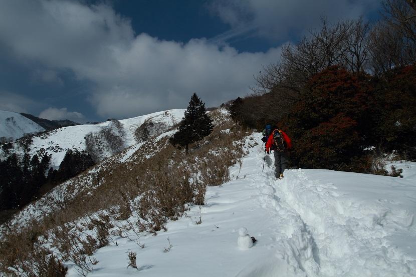 竜ヶ岳、10