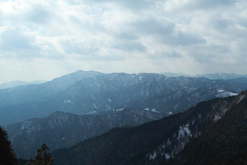 竜ヶ岳、11