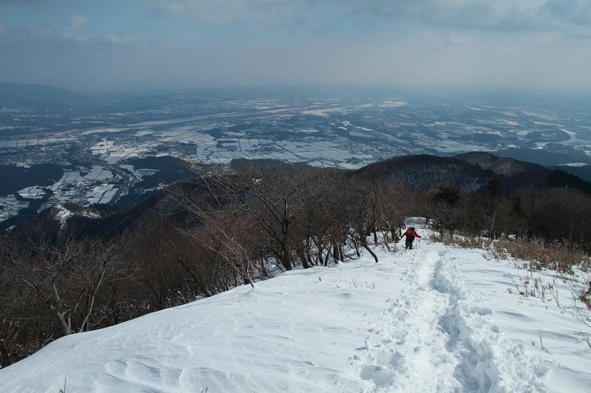 竜ヶ岳、12