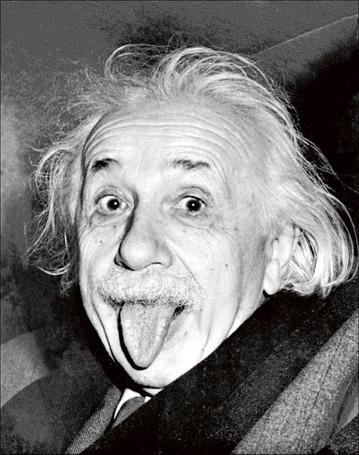 $エクストリームのほぼ日刊-アインシュタイン