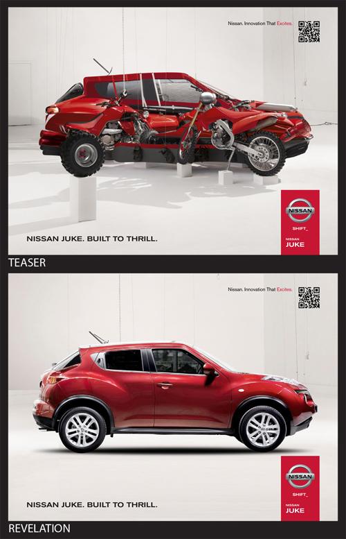 Nissan JUKE」の世界観_Design