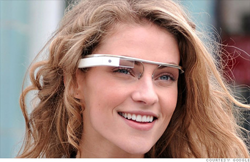 Google「Project Glass」