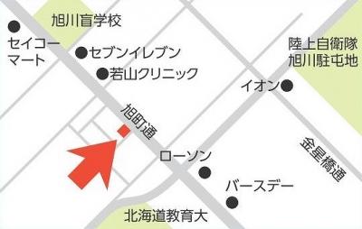 旭町モデル地図