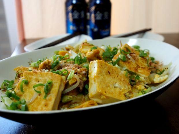 豆腐チャンプル