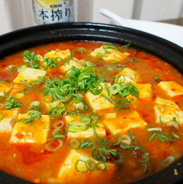 タジンde麻婆豆腐