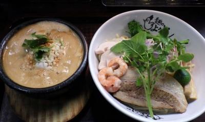 麺のようじ オマール海老のドロつけ麺