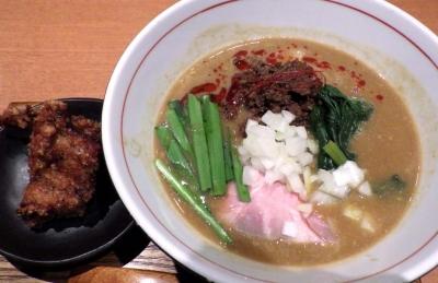 麺と心 7 牡蠣白湯