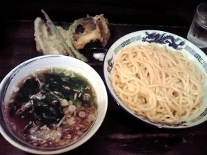 綿麺 フライデーナイト Part99 (15/11/13) 太刀魚(ドラゴン)つけ麺