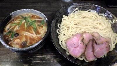 綿麺 フライデーナイト Part102 (16/1/22) 特製辛味噌☆豚骨つけ麺 あつもりバージョン