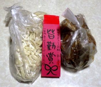 綿麺 フライデーナイト 皆勤賞(2015年)