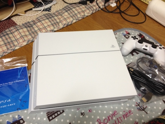PS4購入4