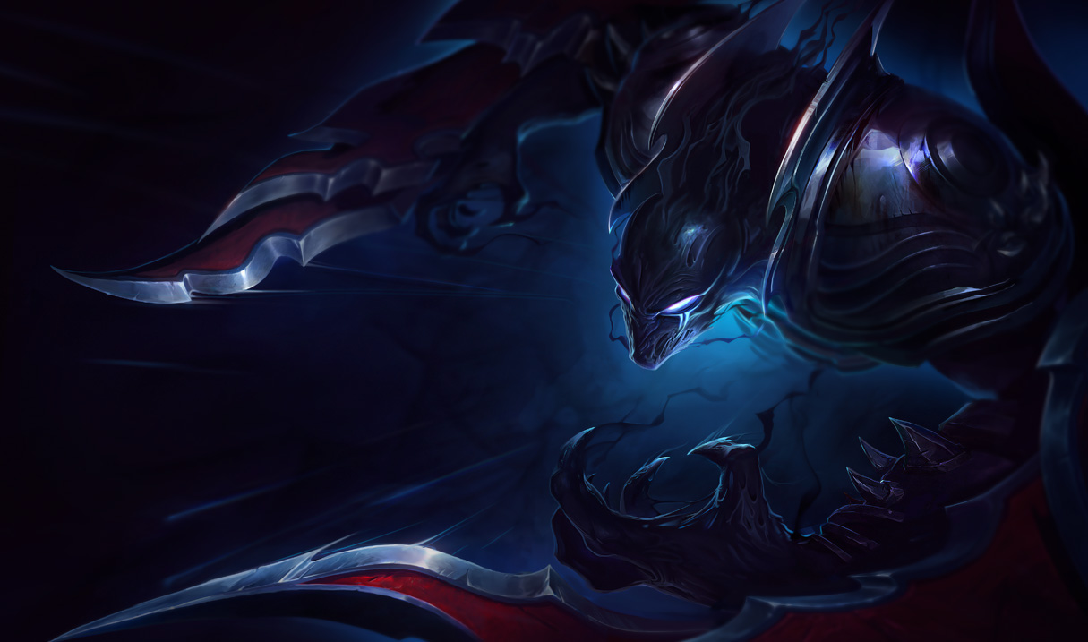 league of legends nocturne ノクターン