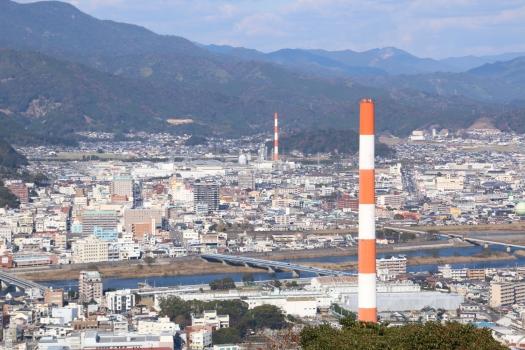 20151219愛宕山俯瞰 (200)のコピー