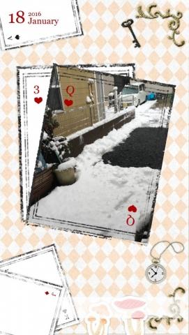 18日の大雪