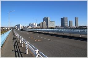 151219E 096新二子橋上からビル群23