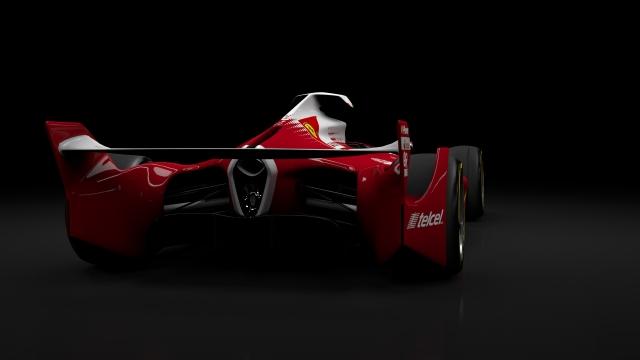フェラーリF1コンセプト