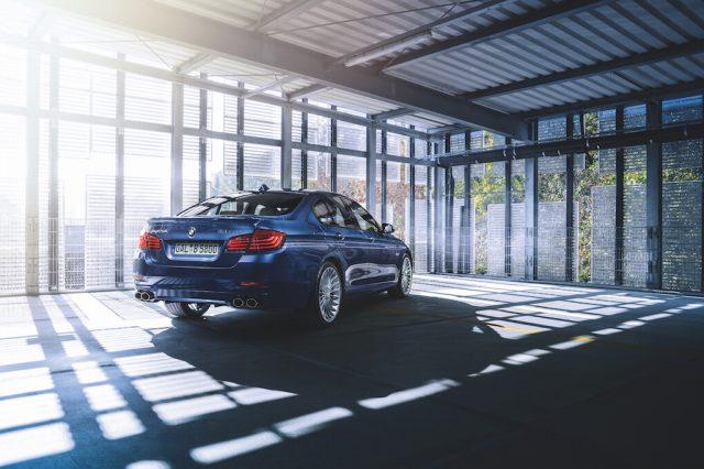 BMWアプピナB5ビターボ