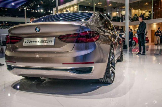 BMWコンパクトセダンコンセプト
