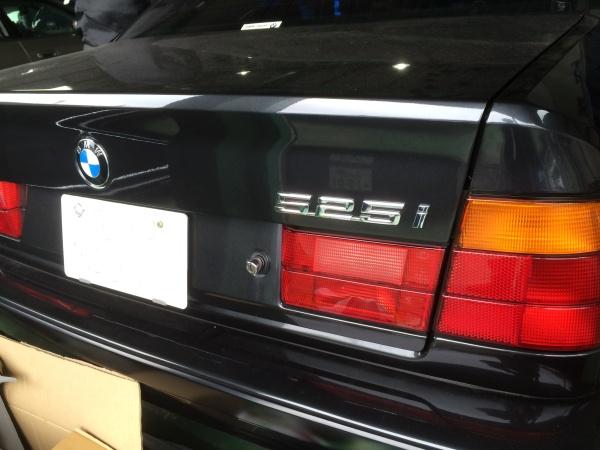 BMW525i (E34)