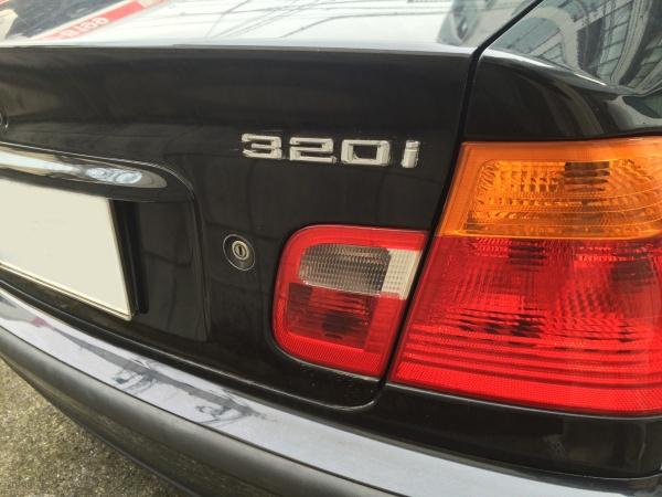 天井張替え BMW320i(E46)