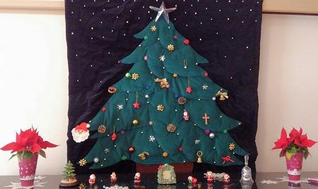 s-クリスマスタペストリー
